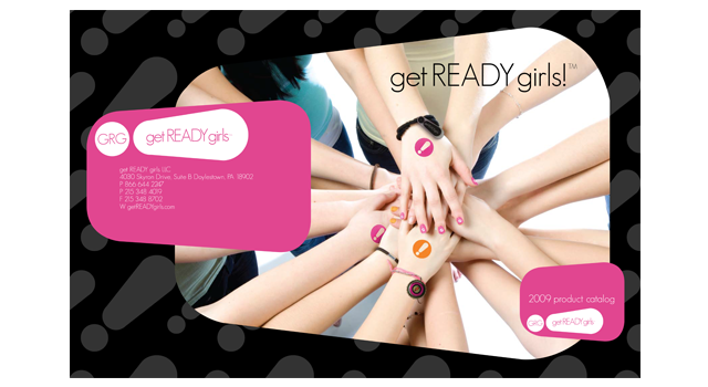 get READY girls! catalog