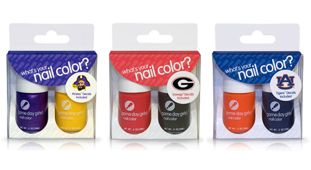 get READY girls! packaging