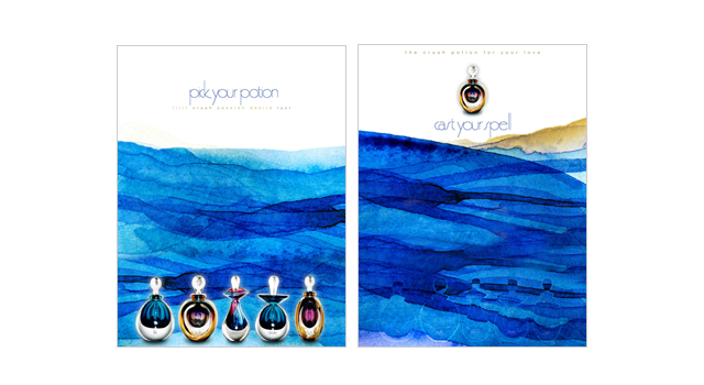 pick your potion advertising