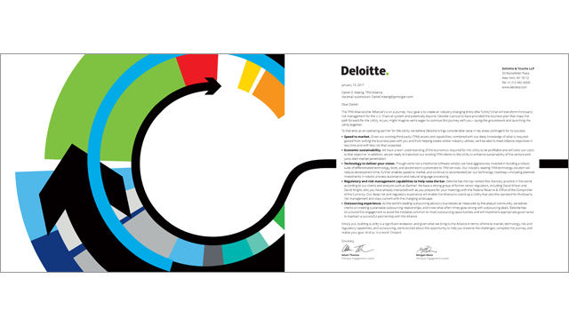 deloitte is providing the path forward